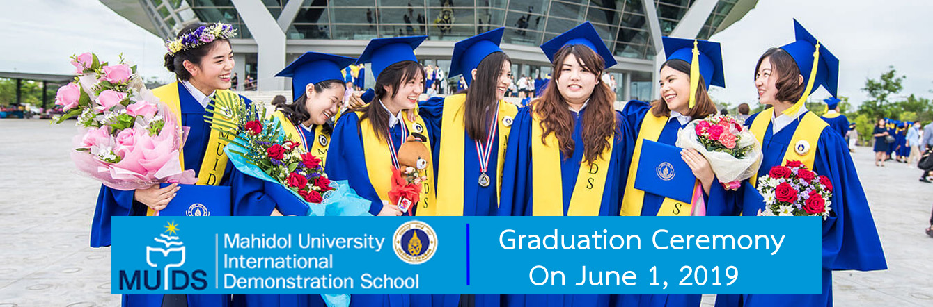MUIDS Graduation Ceremony 2019